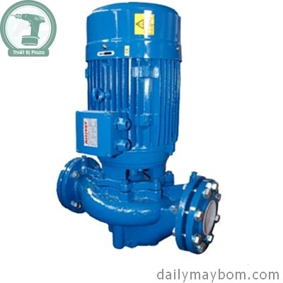 Picture May bom truc dung Mitsuky inline 40/2.2 (3HP)